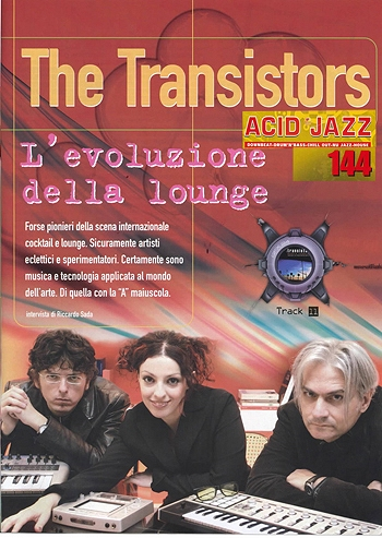The Transistors on Acid Jazz Magazine